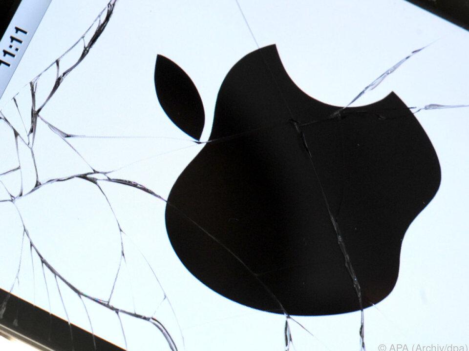 Steuerabkommen zwischen Apple und Irland nicht zulässig