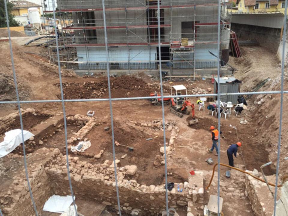 Grieser Hof Fund Archäologie