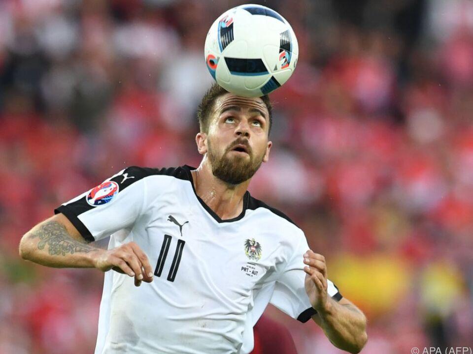 Teamspieler Harnik will mit Hannover aufsteigen