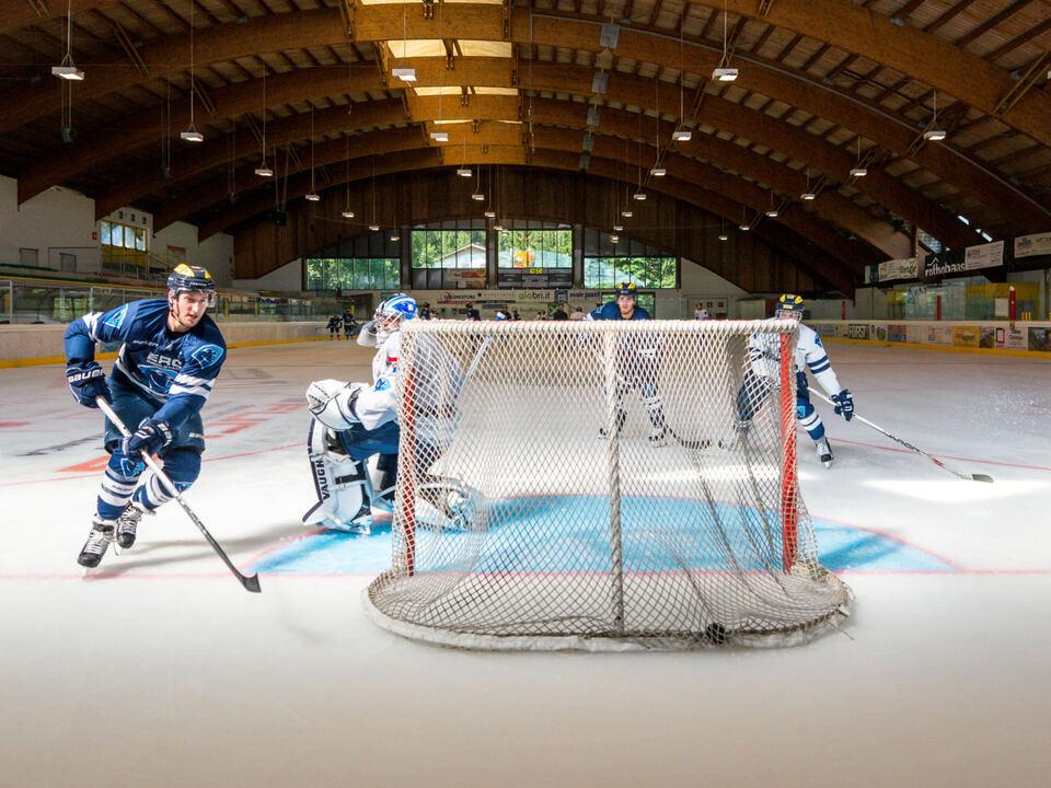 Trainingslager, Eishockey, DEL, ERC Ingolstadt - Orli Znojmo
