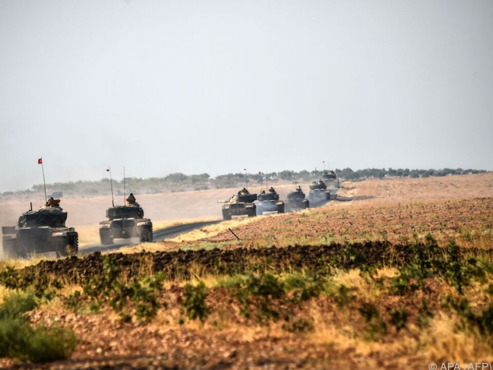 Türkei weitet Militäroperation aus