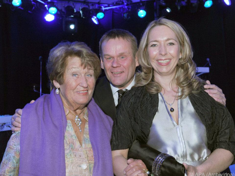 Ursula Lübbe wurde 94 Jahre alt