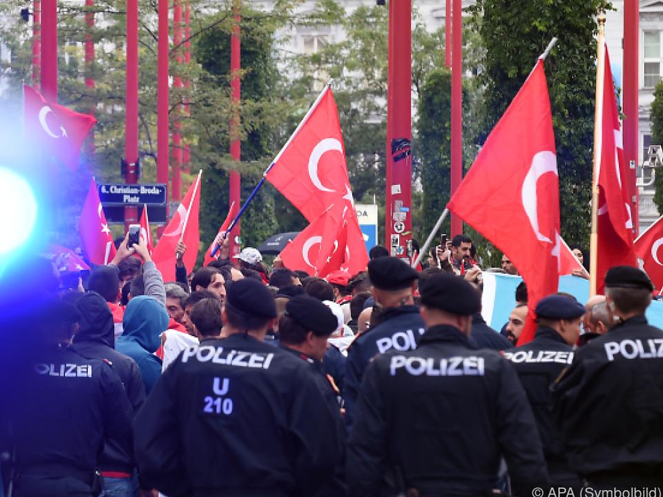 Verhältnis Wien - Ankara kühlte zuletzt stark ab