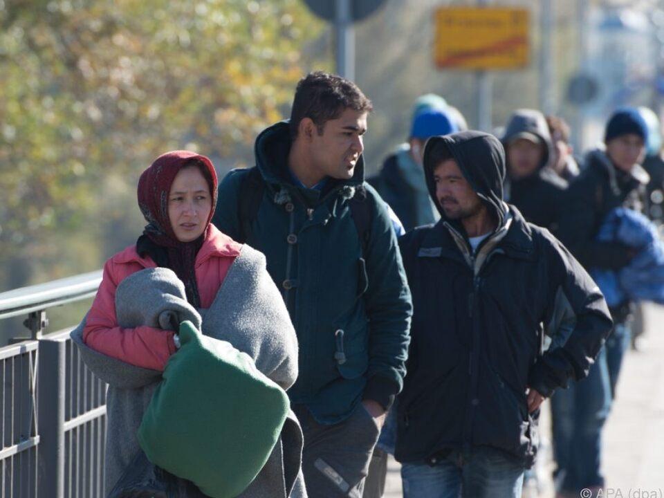 Vor Zuwanderung wird sich mehr gefürchtet als vor Arbeitslosigkeit