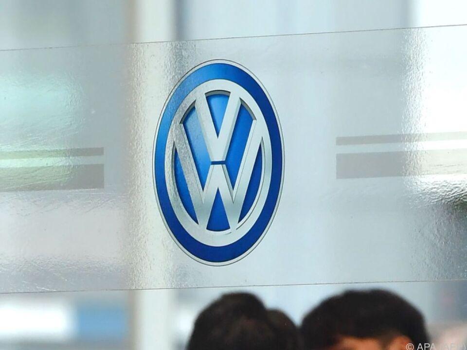 VW, Audi und Bentley sind von der Maßnahme betroffen