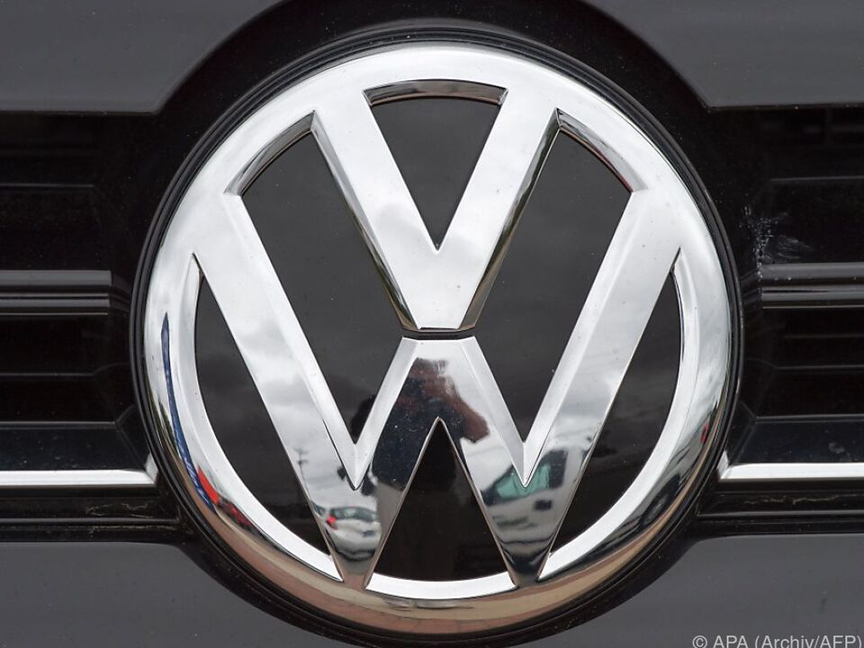 VW befindet sich seit der Dieselaffäre in einer Krise