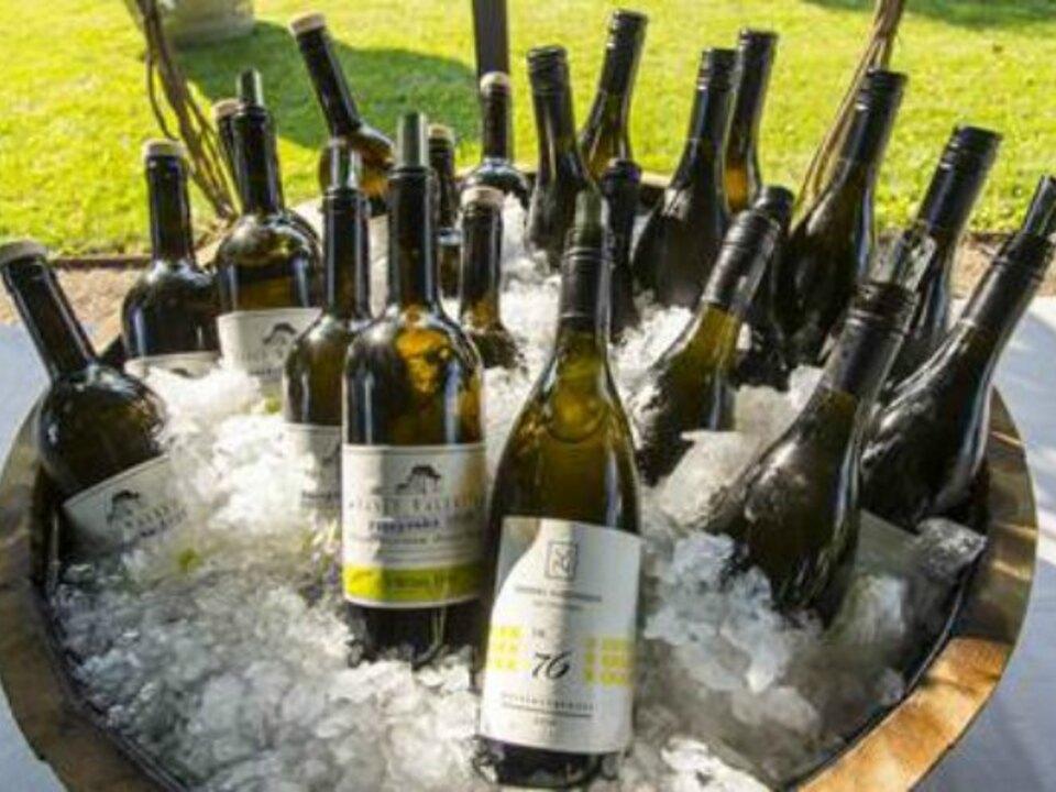 Weinflaschen-daviso