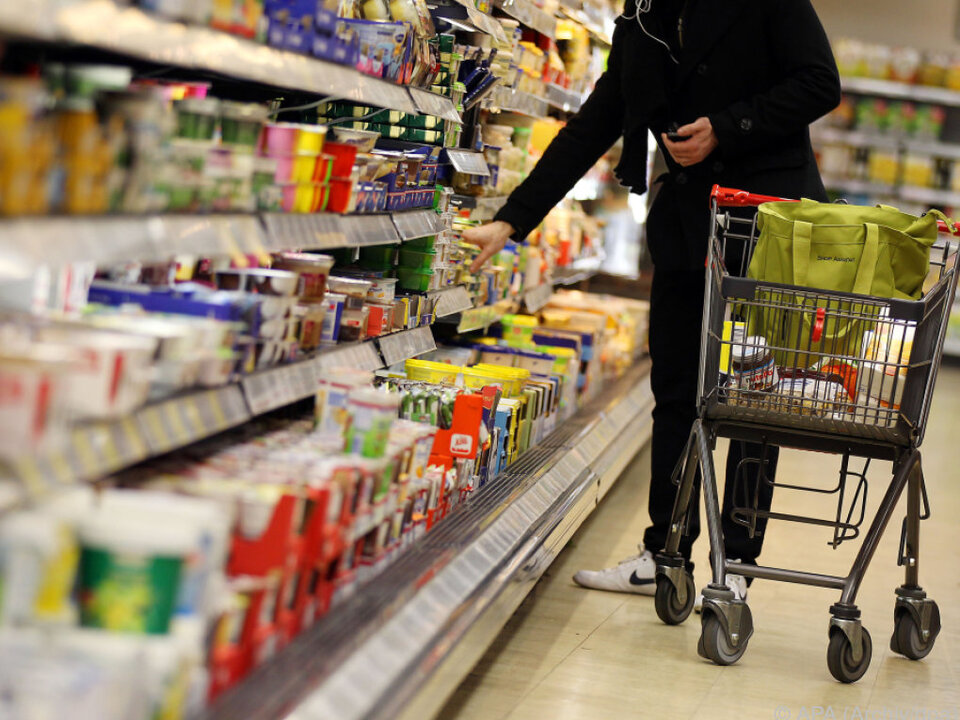 Wie die Bevölkerung in der Krise versorgt werden soll einkaufen supermarkt
