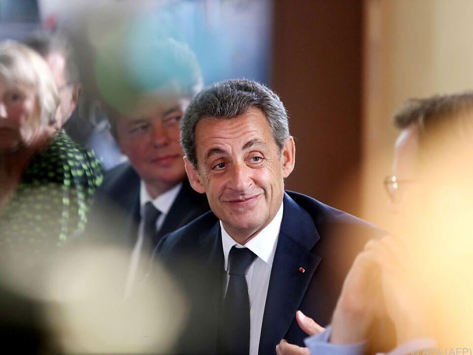 Will wieder an Frankreichs Staatsspitze