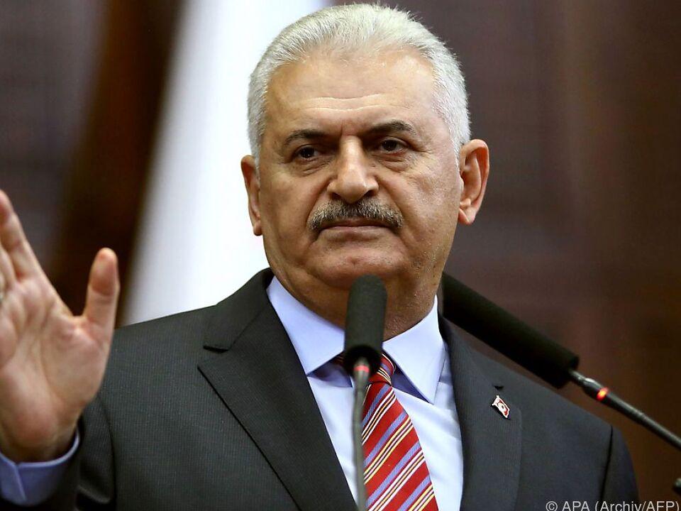 Yildirim gab Zahlen zu suspendierten Staatsbediensteten bekannt