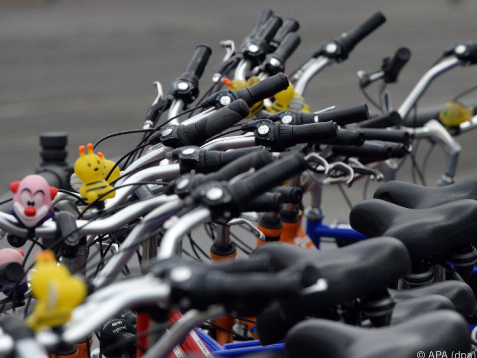 Zahlreiche Fahrraddiebstähle gehen auf das Konto der Verdächtigen