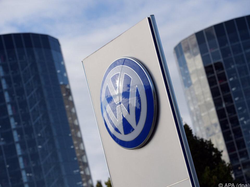 Zuliefererprobleme bei Volkswagen