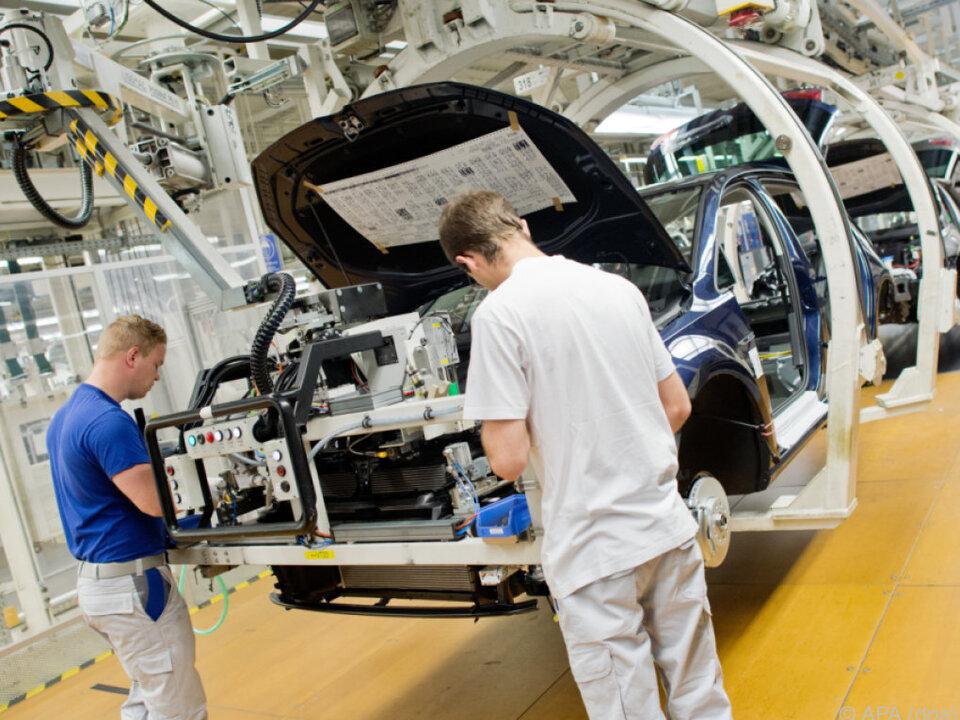 arbeit Zulieferstreik könnte VW dreistelligen Millionenbetrag kosten
