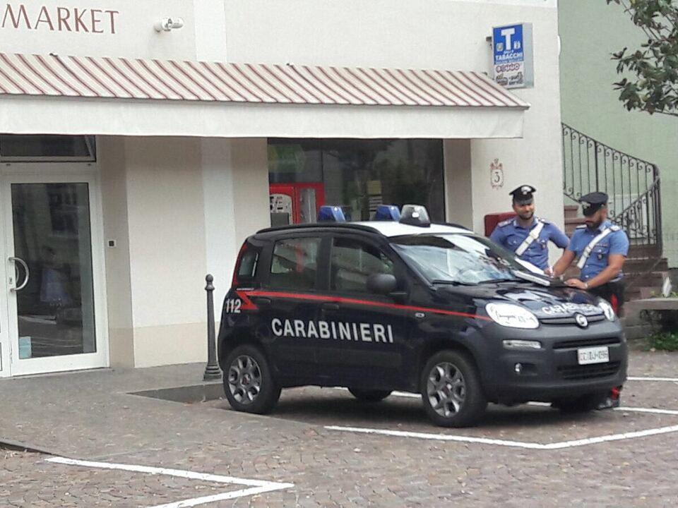 Carabinieri Terlan