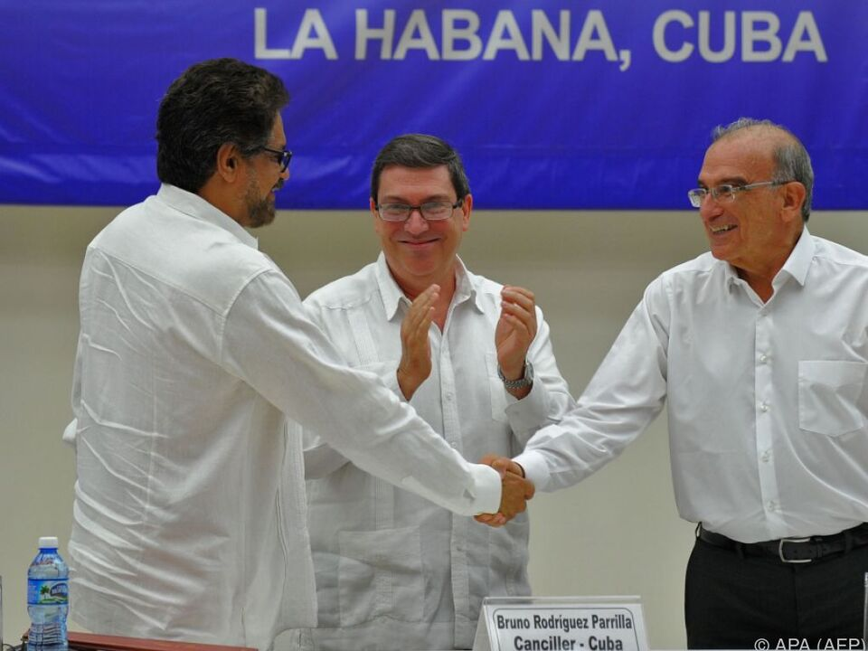 Abkommen war das Ergebnis zäher Verhandlungen