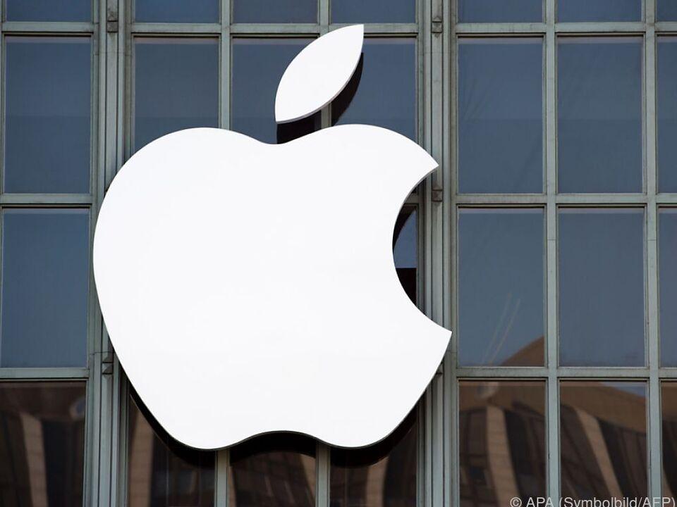 Apple hält sich bedeckt