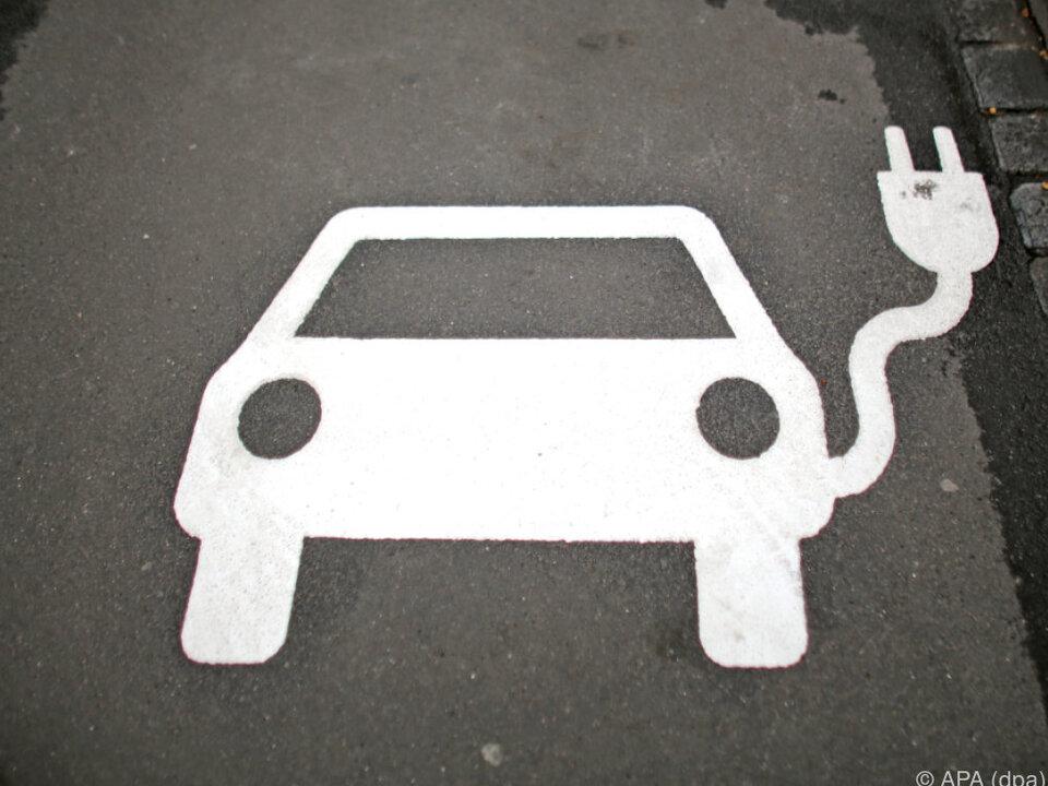 Auch Elektrofahrzeuge brauchen Energie