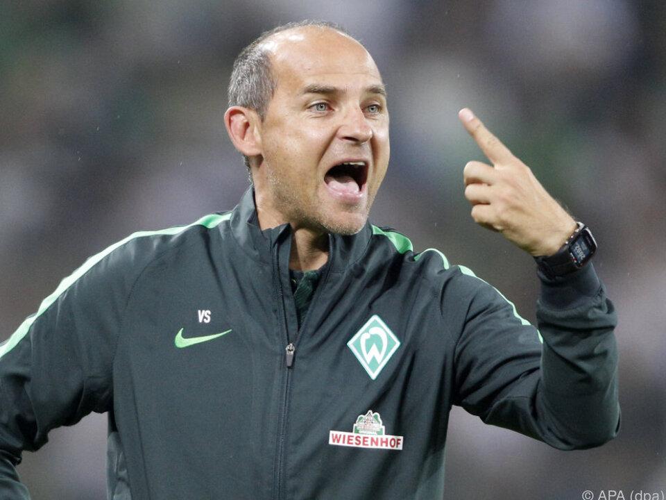 Aus nach schlechtestem Bundesliga-Saisonstart in Werders Geschichte