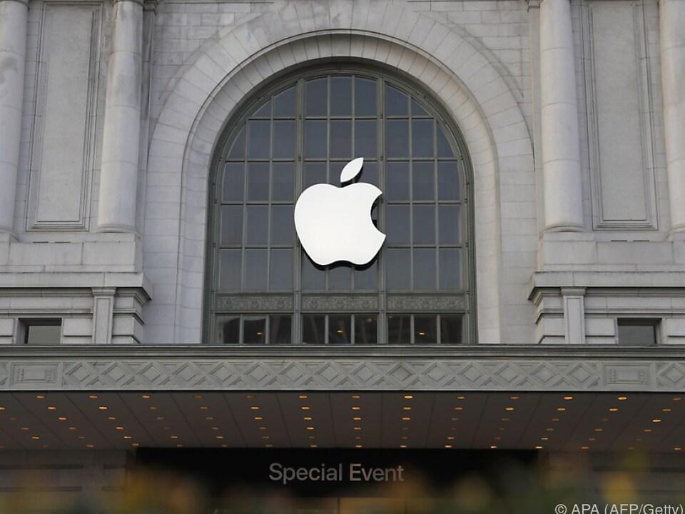 Bei Apple dürften wieder die Kassen klingeln