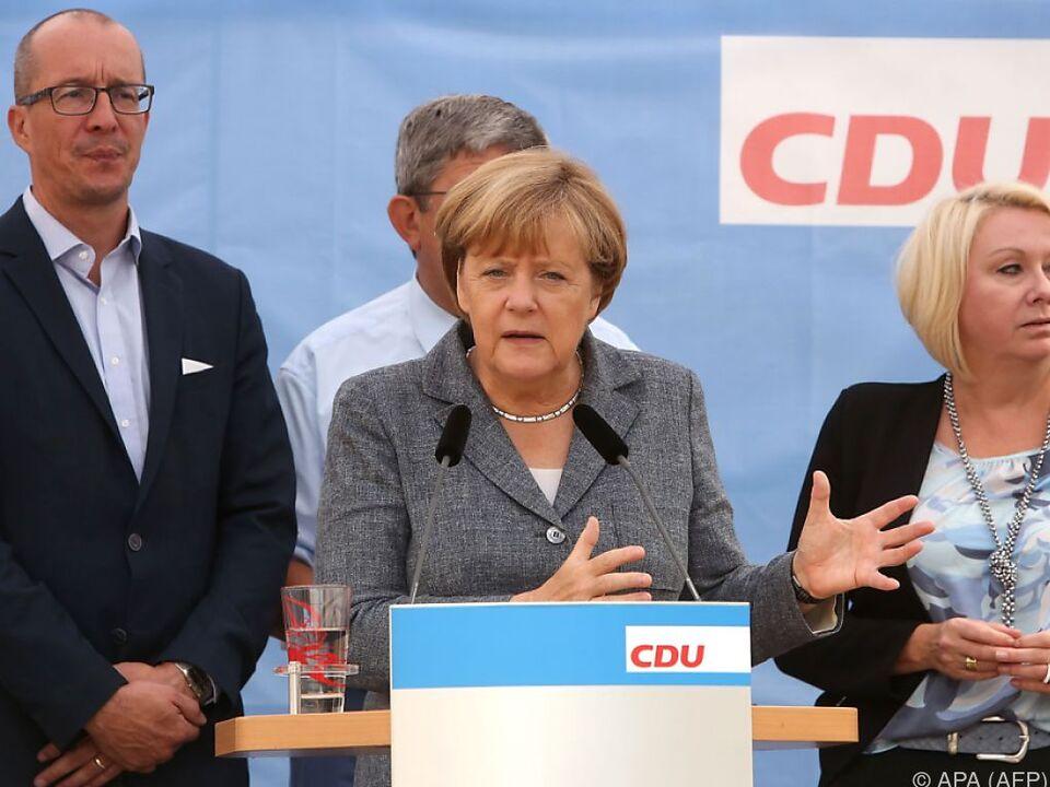 Bittere Niederlage für Merkel und die CDU-Kollegen