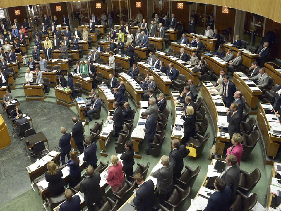 Bundespräsidenten-Stichwahl findet am 4. Dezember statt