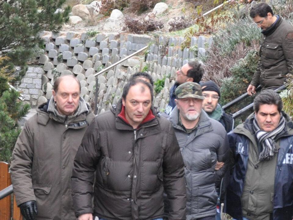 Max Leitner Festnahme