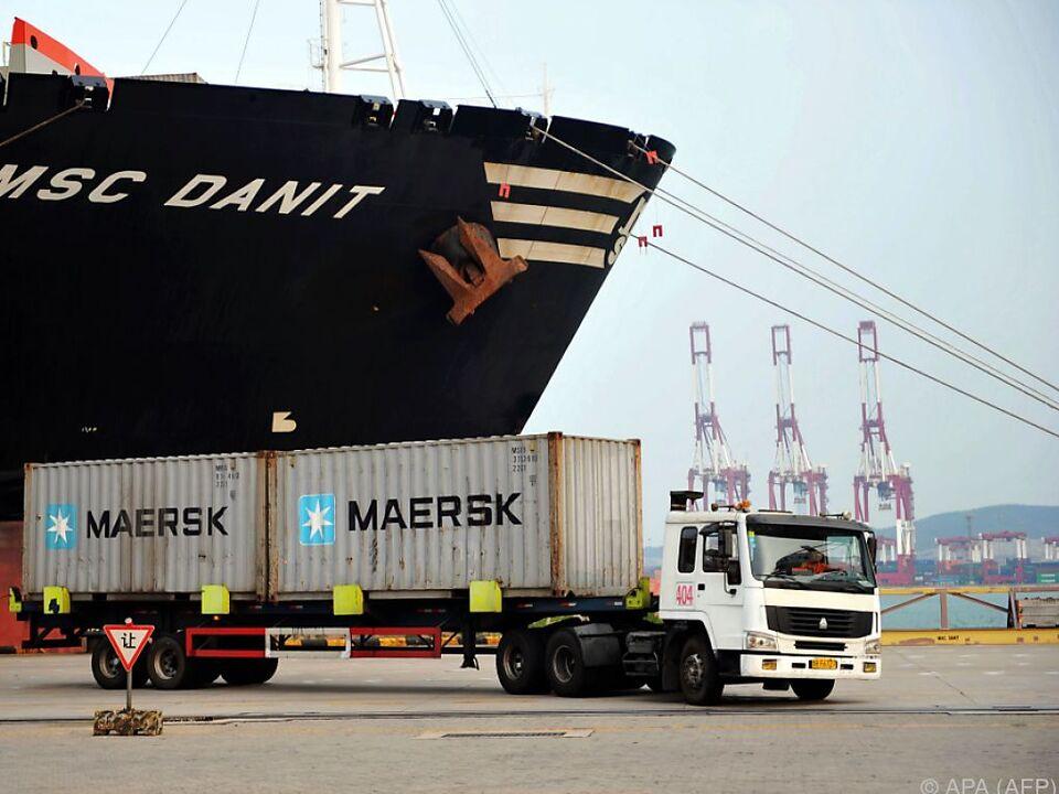China importierte wieder mehr