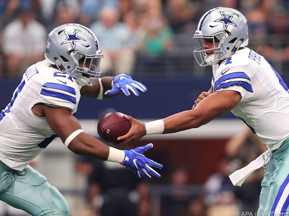 Cowboys verpassten zuletzt die PLay-offs