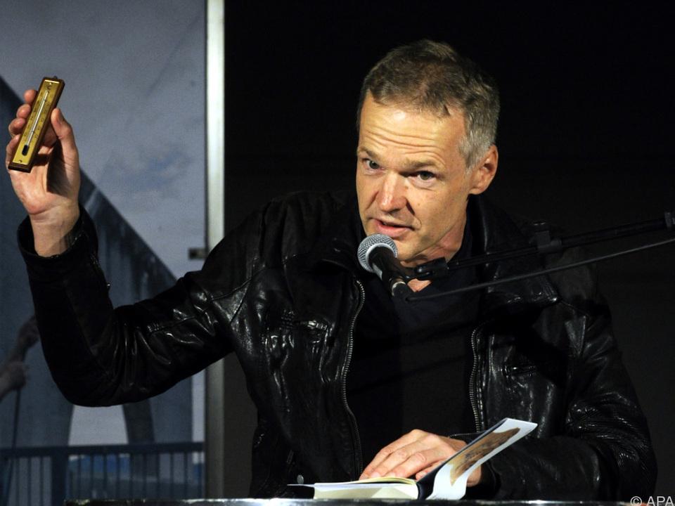 Der Autor erhält am 20. November den Preis
