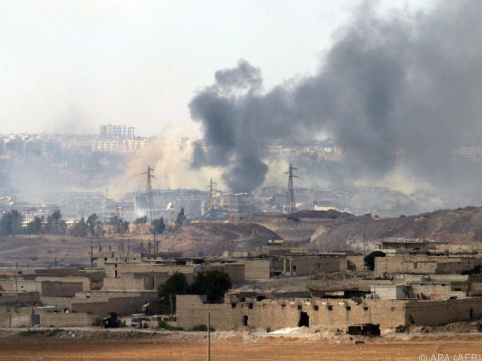 Der IS verlor damit seine Verbindung zur Außenwelt