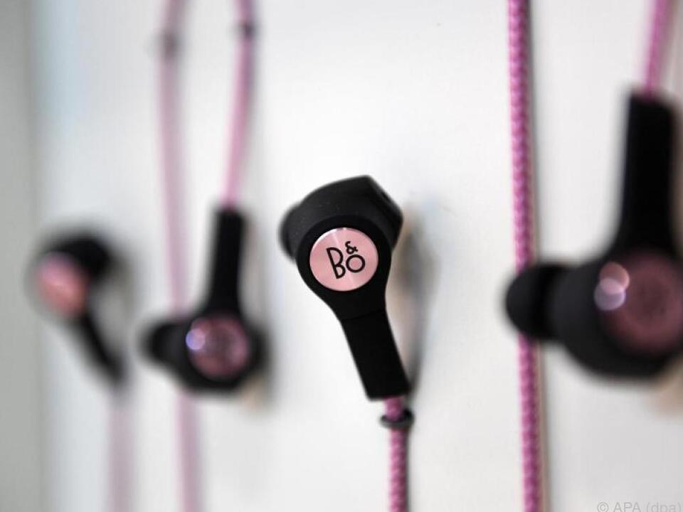 Der Beoplay H5 von B&O bietet sieben auswechselbare Ohrpassstücke