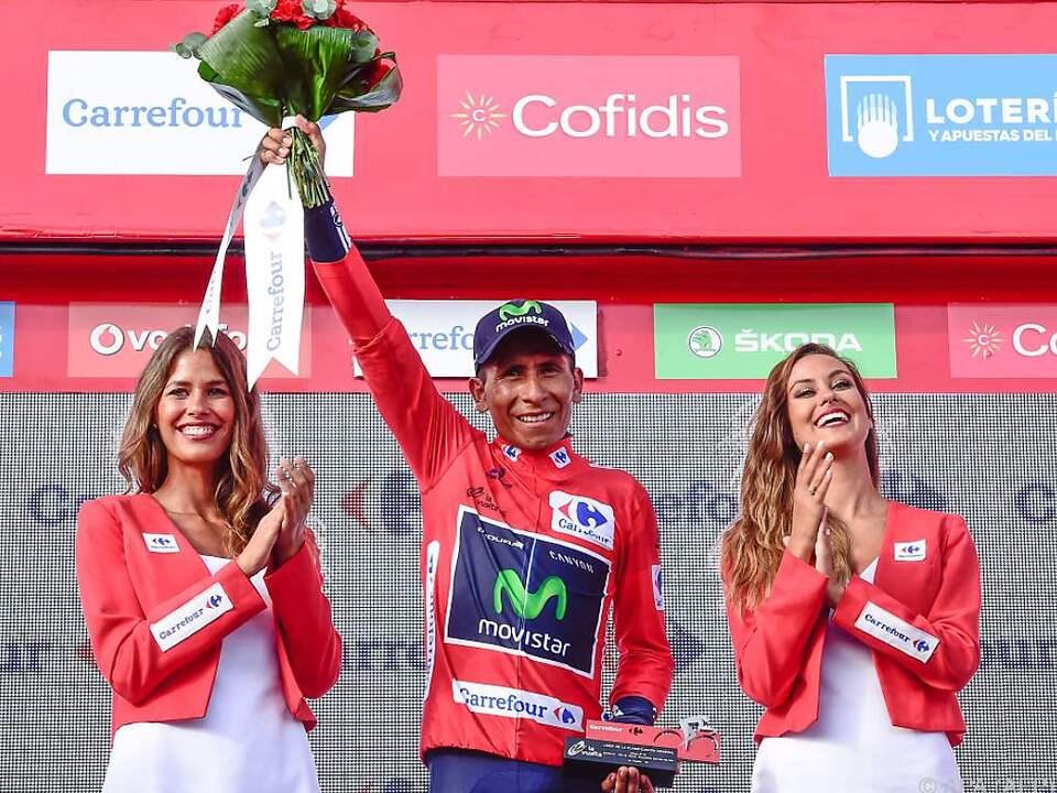 Der Kolumbianer brachte seinen Vorsprung sicher ins Ziel