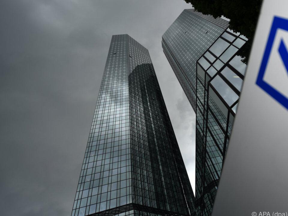 Deutsche Bank im Streit mit der US-Justiz