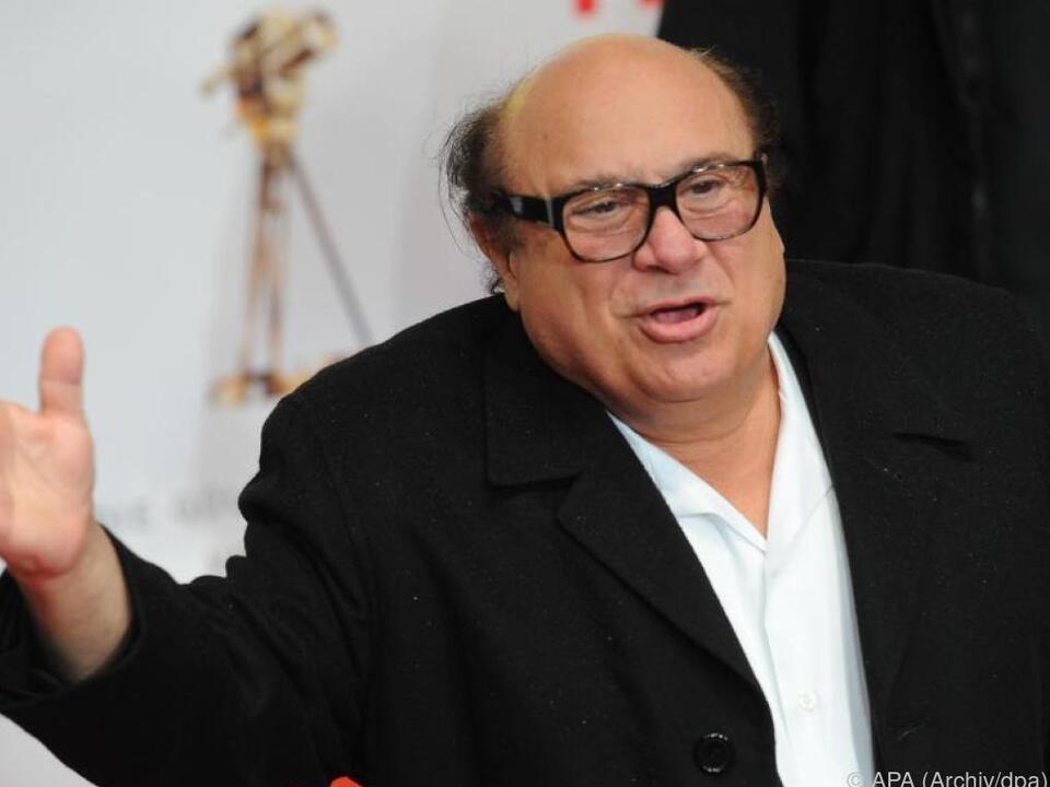 DeVito zählt zu den erfolgreichsten Schauspielern Hollywoods