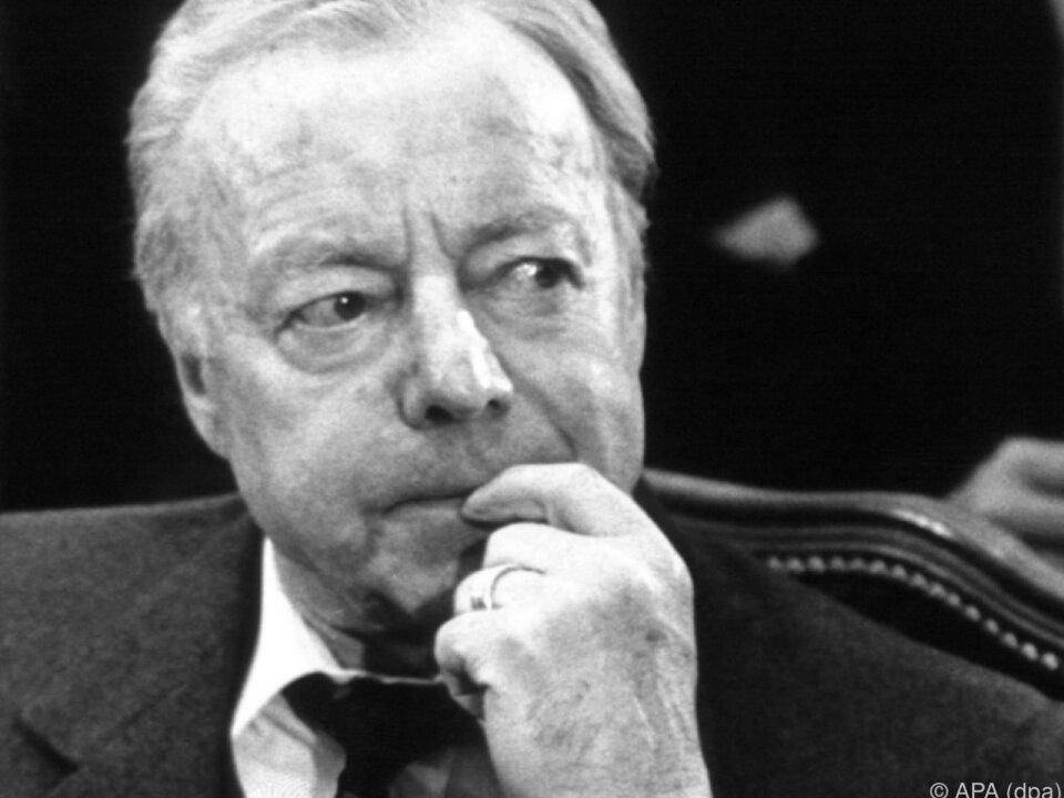 Die deutsche Schauspieler-Legende starb 1994