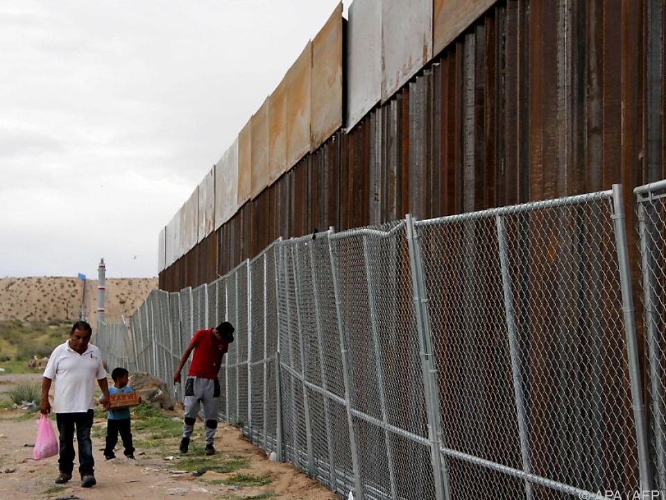 Die meisten Illegalen kommen aus Mexiko