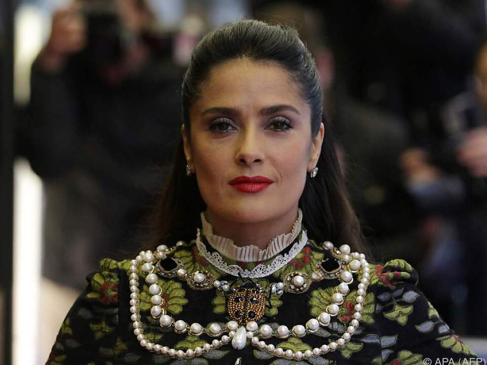 Die Schauspielerin macht sich Sorgen um ihr Land