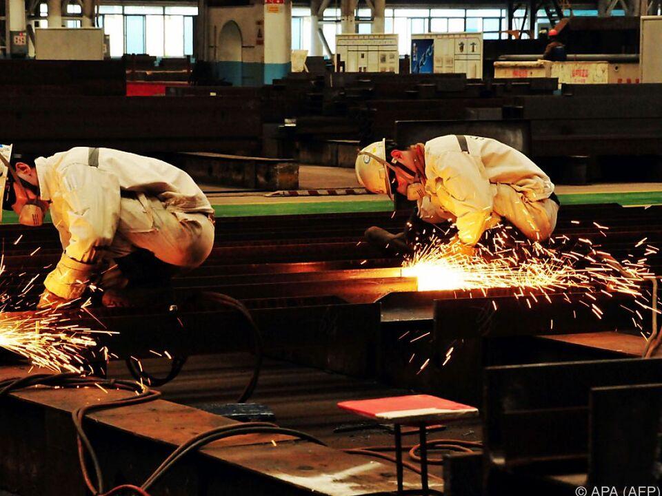 Die Stahlbranche leidet unter massiven Überkapazitäten