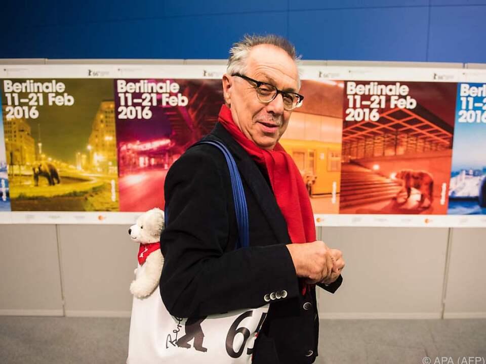 Dieter Kosslick: Wichtiges Signal für Dokumentarfilmbranche