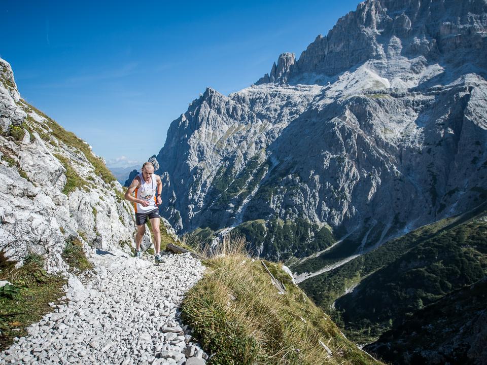 Dlugosz Andrzej Südtirol Drei Zinnen Alpine Run