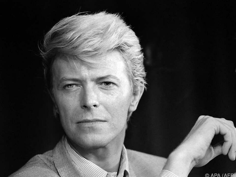 Drei Songs von Bowie sind noch unveröffentlicht