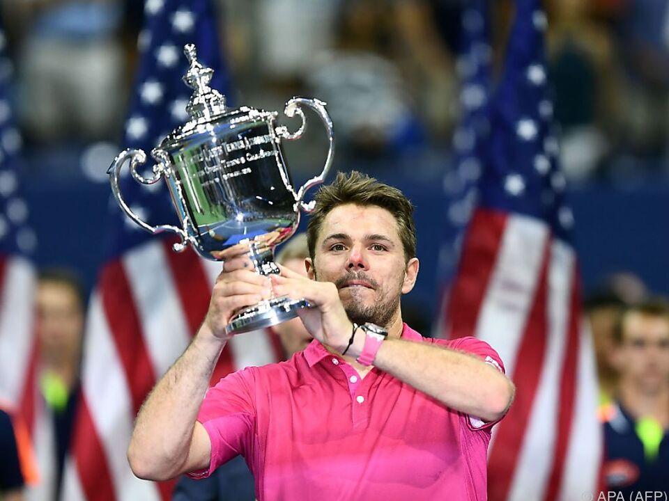 Dritter Grand-Slam-Titel für den Schweizer