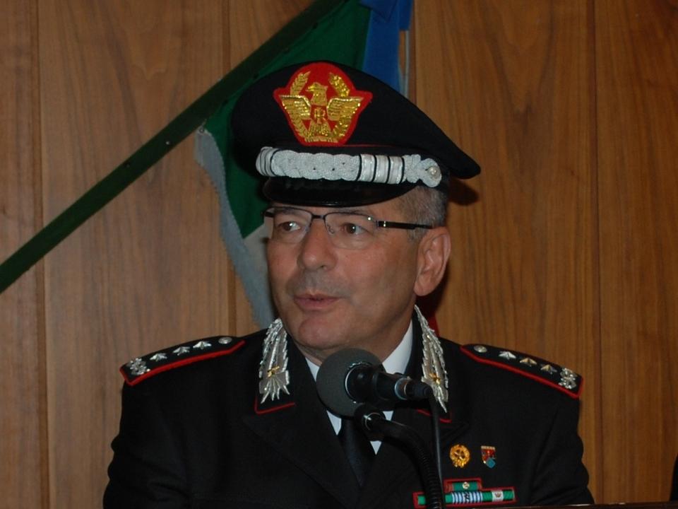 Carabiniere Bozen