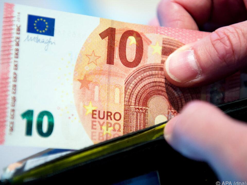 Geld Ein Streit um 10 Euro dürfte das Fass zum Überlaufen gebracht haben