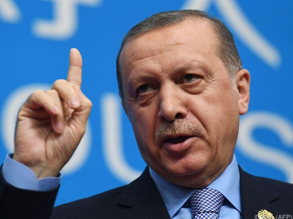 Erdogan will eine Einigung bis Ende Oktober