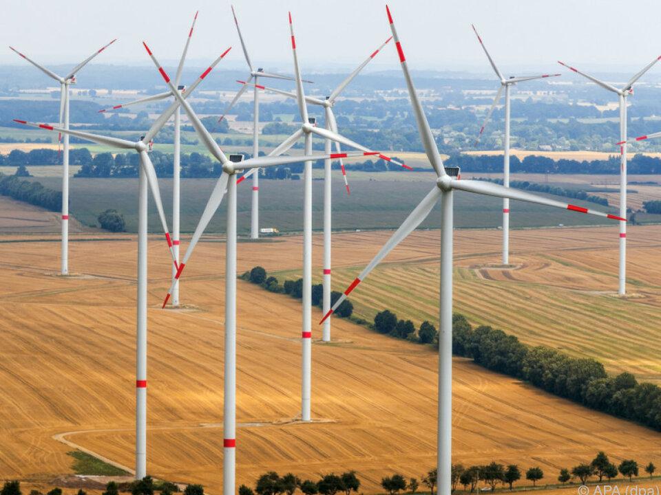 Europas Windkraftkapazität fällt im Vergleich immer weiter zurück