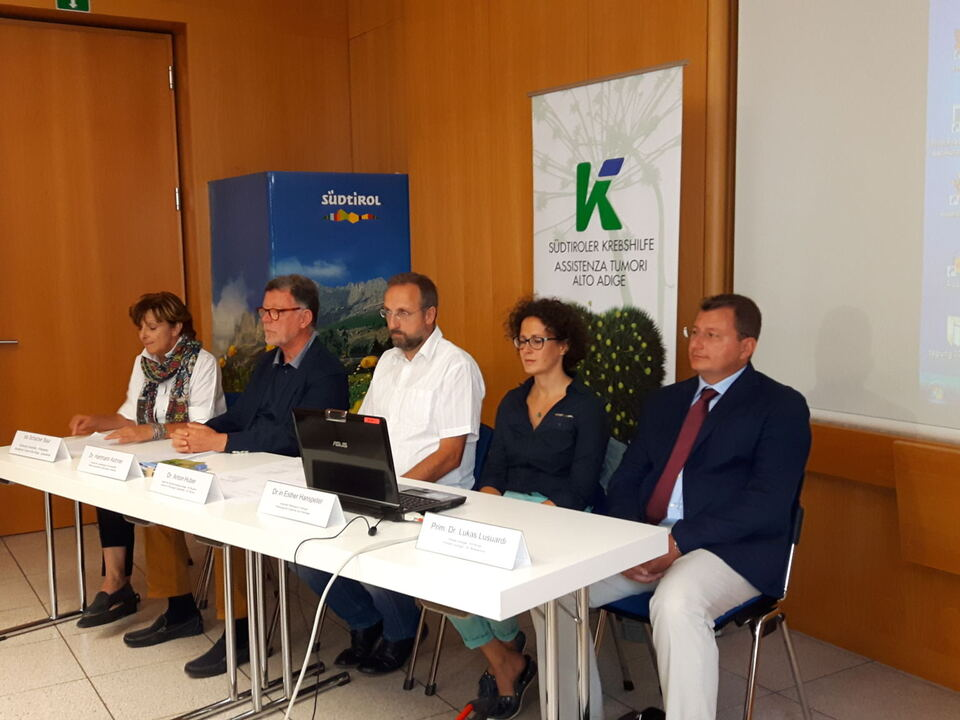 Südtiroler Krebshilfe Prostatakrebs