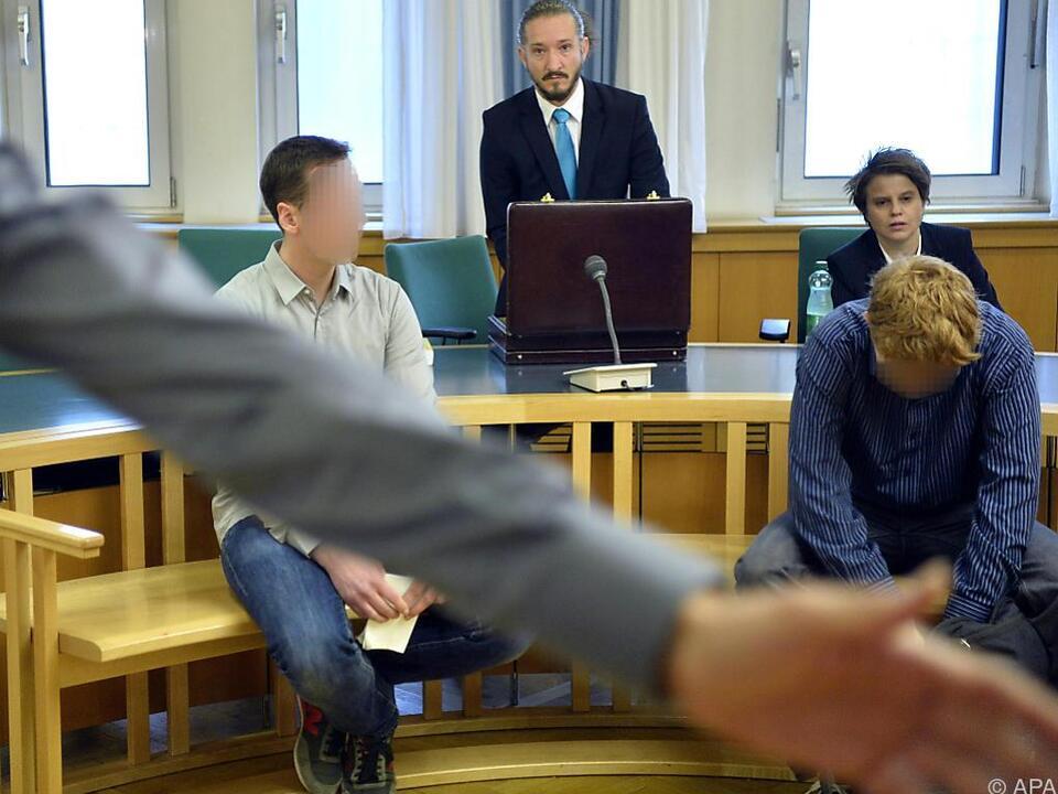 Freispruch für die beiden Angeklagten