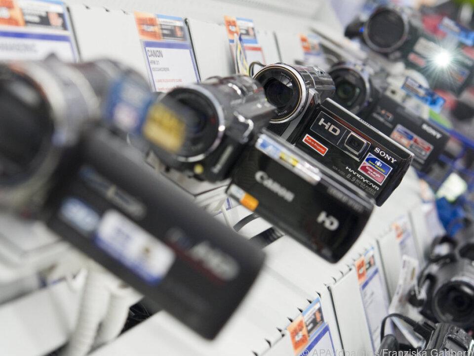 Gegenüber Kameras bietet der Camcorder weiterhin einige Vorteile