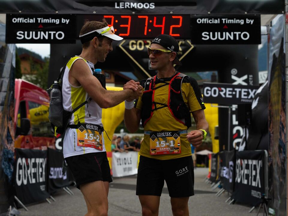GORE-TEX Transalpine Run 2016